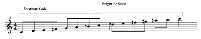 jazz scale extensions 14 note scale