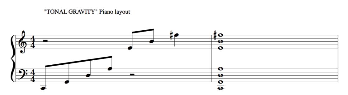 Toan gravity piano