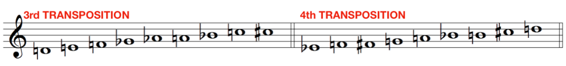 Messiaen mode 3 lesson