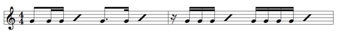 John Mclaughlin right hand  alternate picking rhythms pattersns