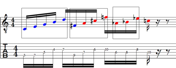 chord pair 23rd chord lesson