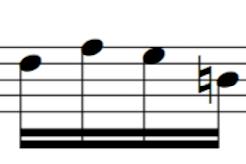 jazz improvisation michael brecker outside solo