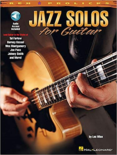 JAZZ SOLOS BY LES WISE