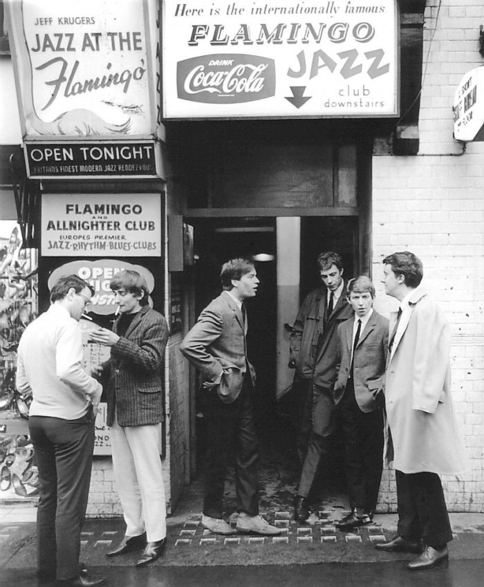 The Flamingo Club where John Mclaughlin played