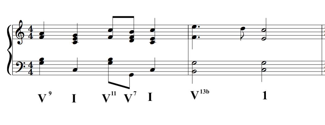 Book chords 11ths