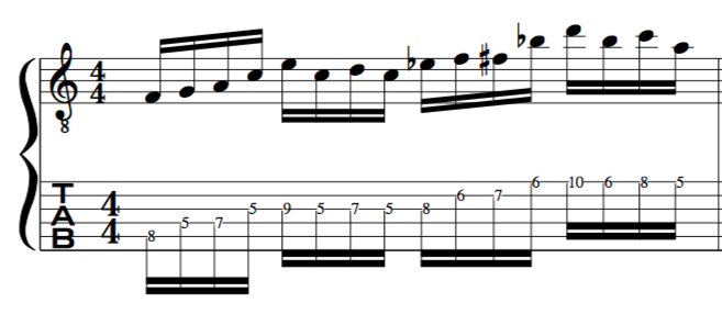Dave Liebman chromatic approach to jazz idea
