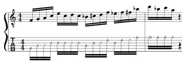 A chromatic approach to jazz harmony and melody Dave Liebman concept