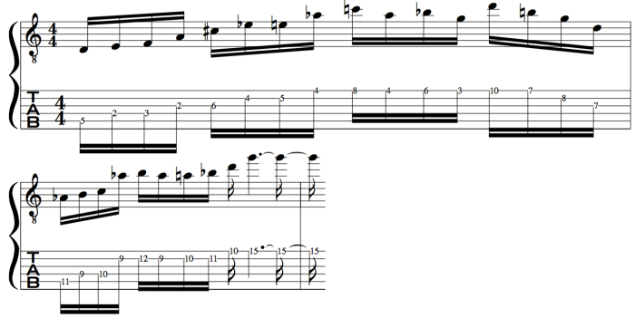 Dave Liebman concept of chromatic jazz harmony