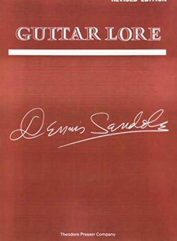 Guitar Lore Dennis Sandole